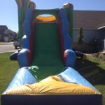 bounce house water slide2