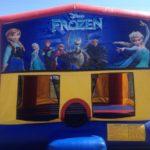 disney frozen bounce house