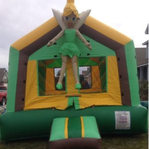 fairy doll bounce house