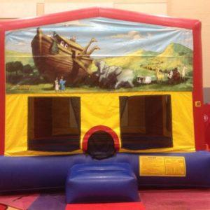 noahs ark bounce house