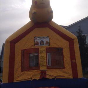 pikachu bounce house