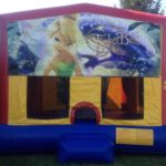 tinkerbell bounce house