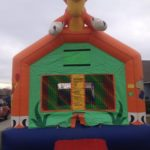 tony tiger bounce house
